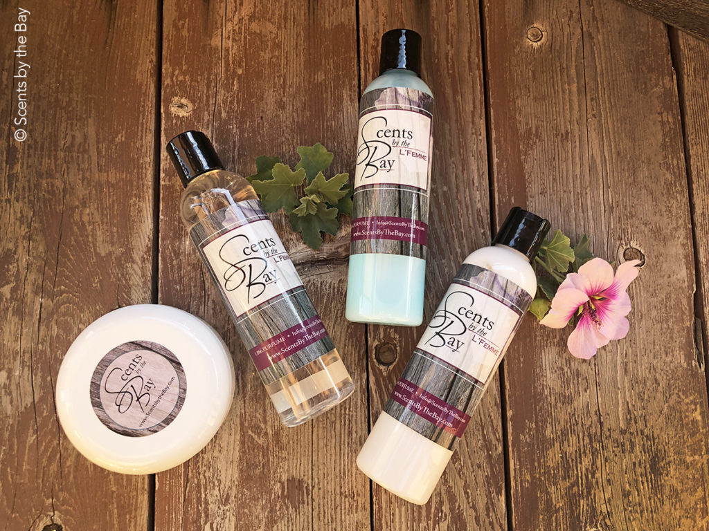 Luxury Bath & Body Set