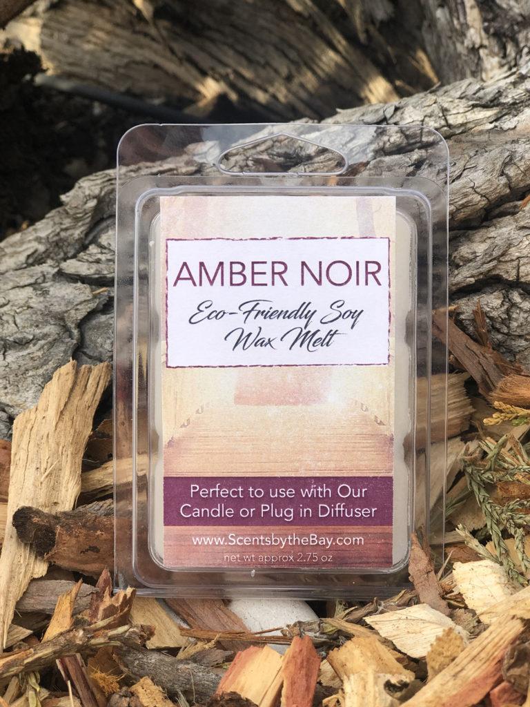 Amber Noir Soy Melt
