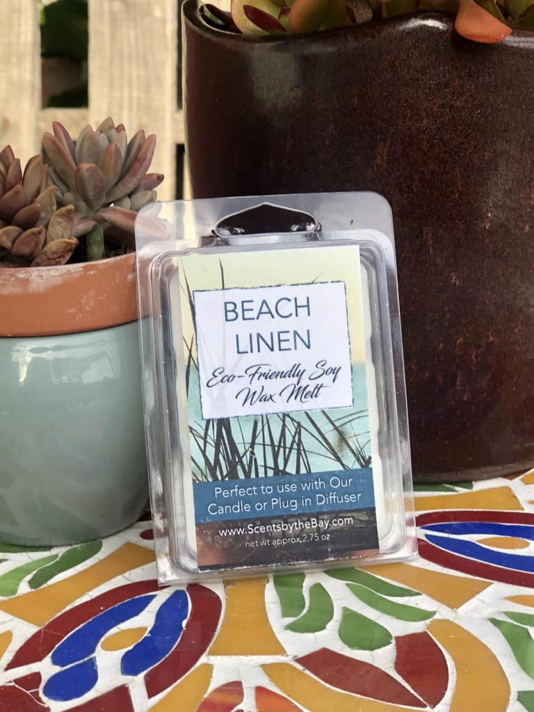Beach Linen Soy Melt