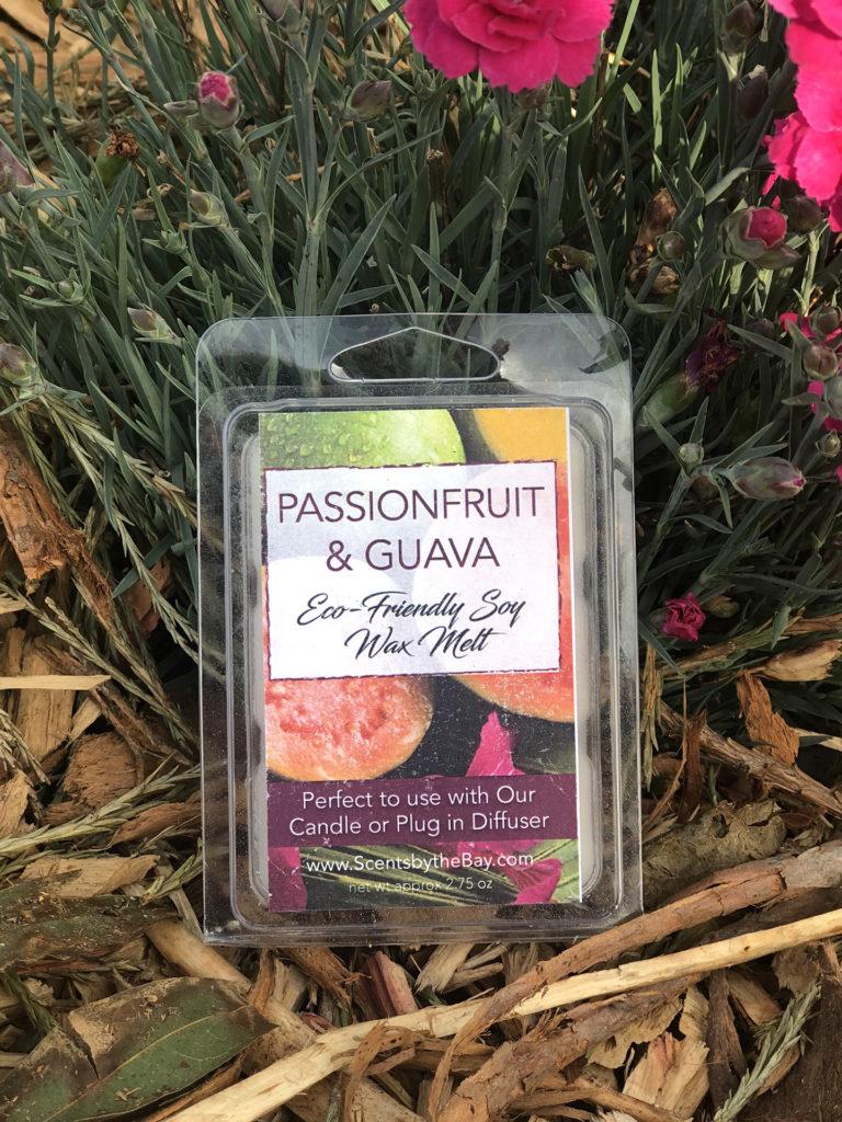 Passionfruit & Guava Soy Melt