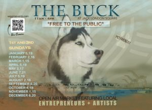 The Buck at Jack London Square @ The Buck - Jack London Square