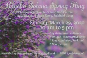 Rancho Solano Spring Fling * RESCHEDULED @ Clubhouse at Rancho Solano Golf Course