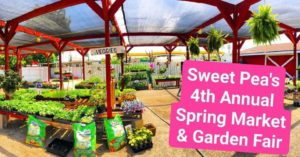 Sweet Pea's Spring Fling Craft Faire @ Sweet Pea's Boutique